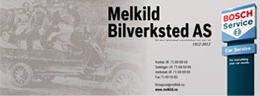 Melkild Bilverksted A/S